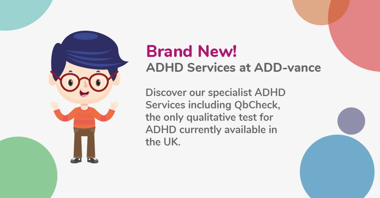 ADHD Services at ADD-vance